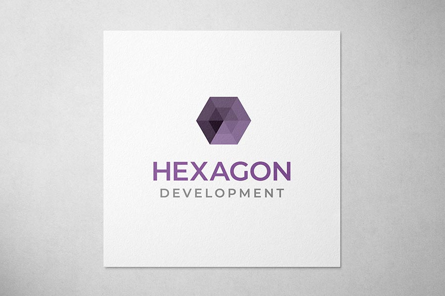 Hexagon Development Logo