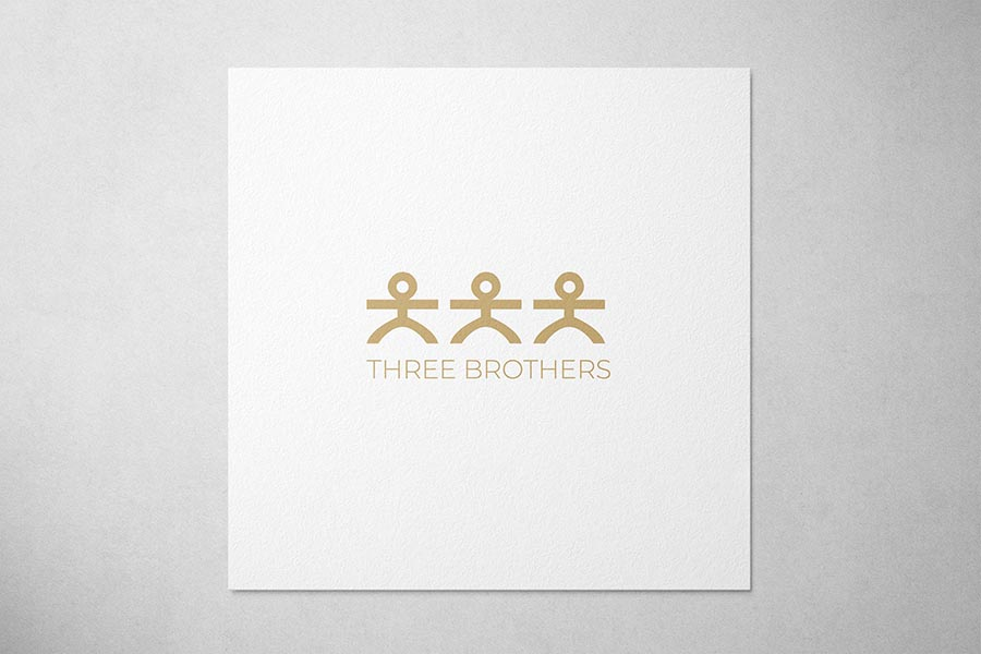 Three Brothers Logo Preview